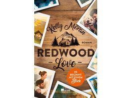 Redwood Love I Es beginnt mit einem Blick
