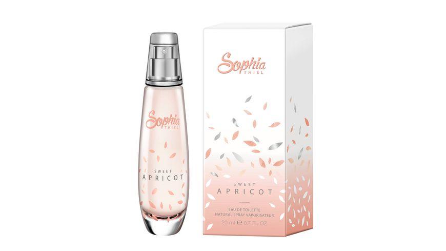 Sophia Thiel Sweet Apricot Eau de Toilette