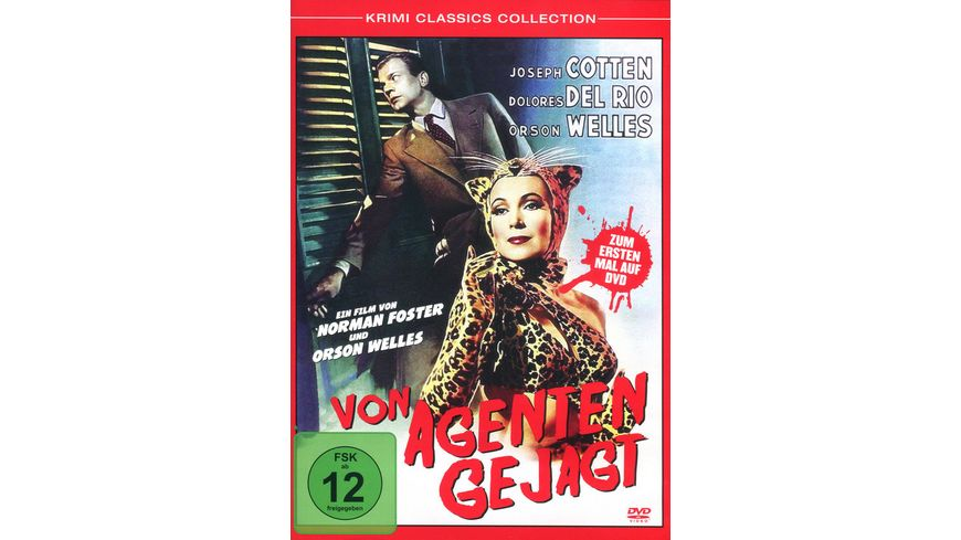 Von Agenten gejagt Krimi Classics Collection