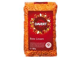 Davert Rote Linsen