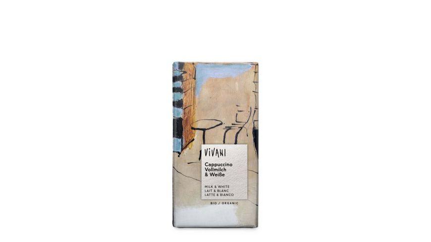 Vivani Bio Cappuccino Schokolade