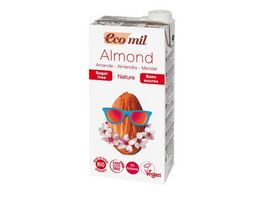 Eco Mil Mandel Drink Nature zuckerfrei