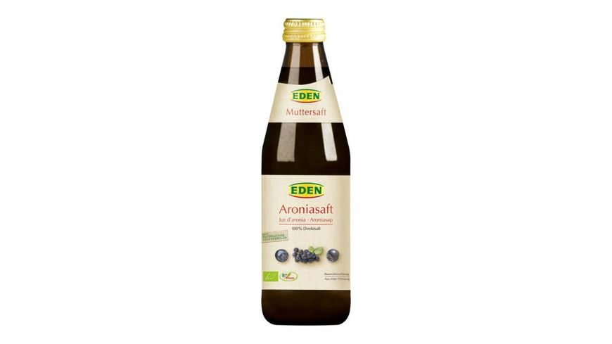 Eden Aronia Muttersaft