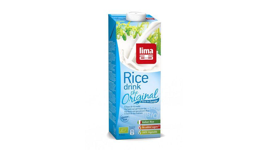 Lima Rice Drink Original