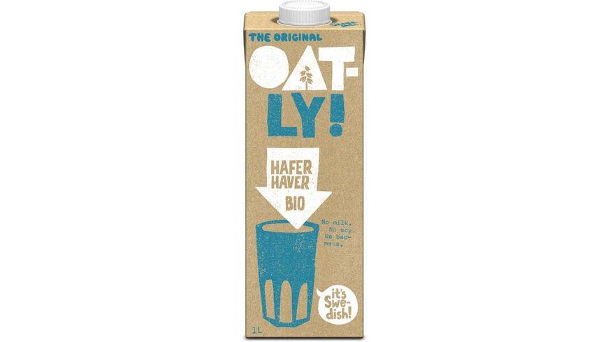 Oatly Hafer Drink Original