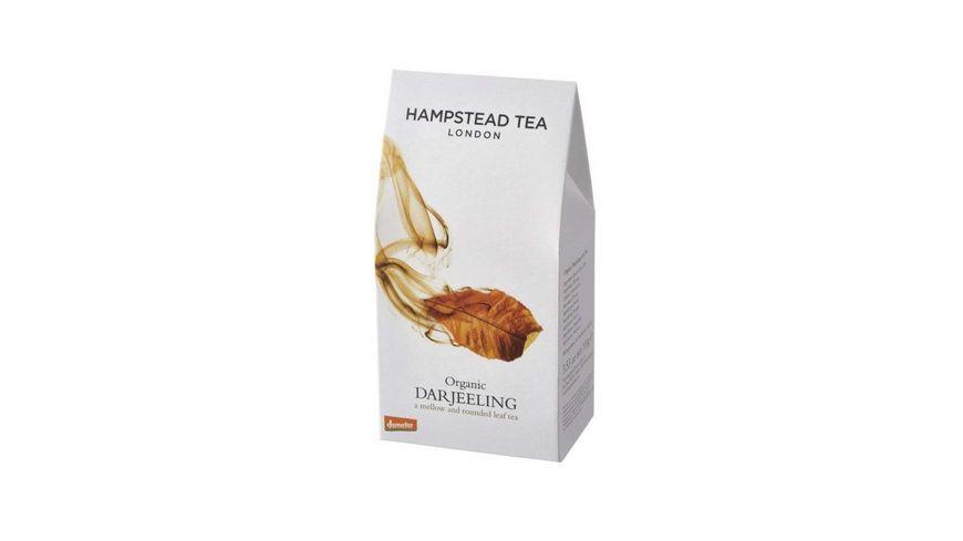 Hampstead Tea Darjeeling Schwarztee
