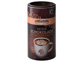 Naturata Heisse Schokolade Trinkschokolade