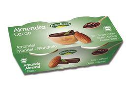 NaturGreen Mandeldessert Kakao