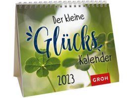 Der kleine Glueckskalender 2019 Mini Monatskalender