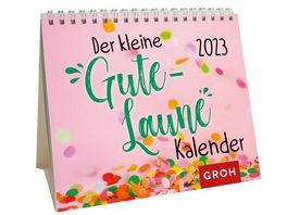 Der kleine Gute Laune Kalender 2019 Mini Monatskalender