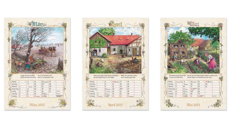 Bauernkalender 2019 Wandkalender