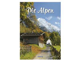 Die Alpen 2019 Kalender