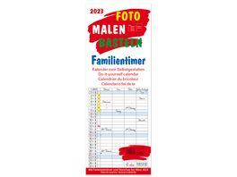 Foto Malen Basteln Familientimer 2022