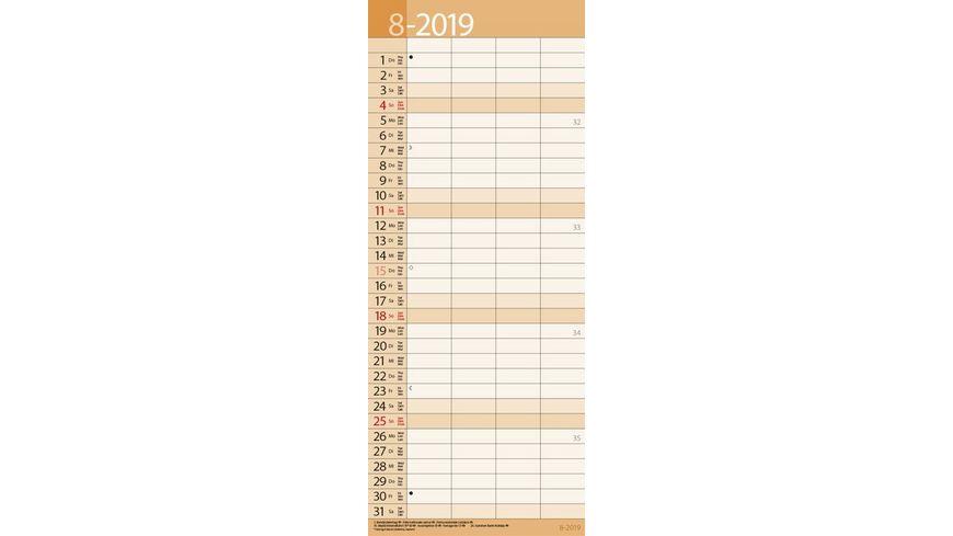 Family Timer Lifestyle 2019 Familienplaner