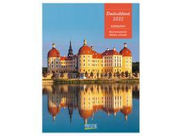 Deutschland 2019 Foto Wochenkalender