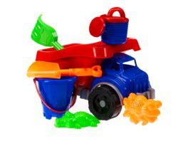 Mueller Toy Place Sandset mit Truck 7 teilig