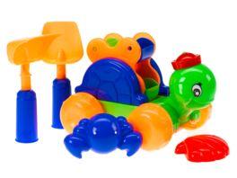 Mueller Toy Place Sandset mit Schildkroete 7 teilig