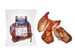 WESTERWALD BEUTE Schweineohren Snack vom Landschwein 3 Stueck