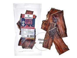 WESTERWALD BEUTE Rinder Streifenfleisch Snack vom Weiderind 200g