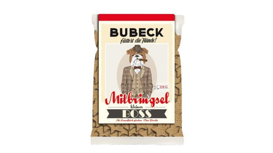 Bubeck Hundekuchen Mitbringsel Hipster mit Lammfleisch