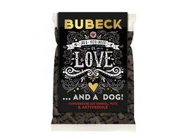 Bubeck Hundekuchen mit Aktivkohle
