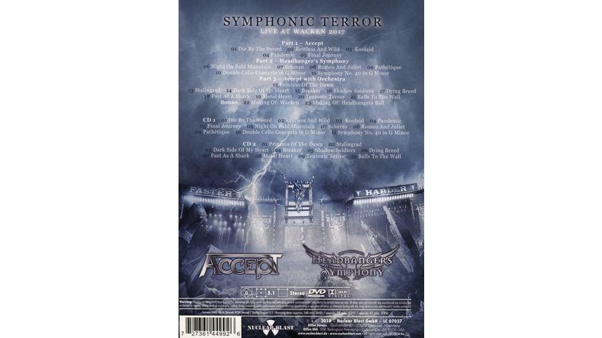 Symphonic Terror Live at Wacken 2017
