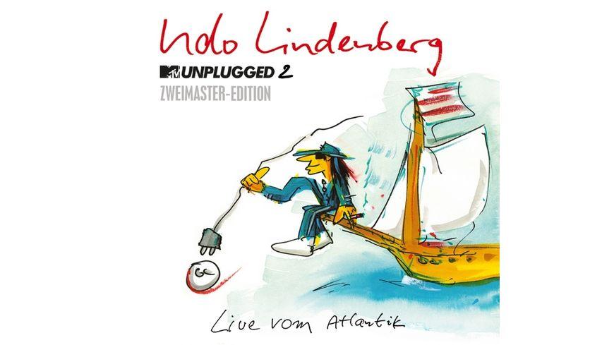 MTV Unplugged 2 Live vom Atlantik 2CD