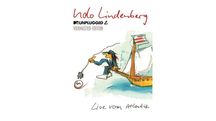 MTV Unplugged 2 Live vom Atlantik 2CD 2DVD