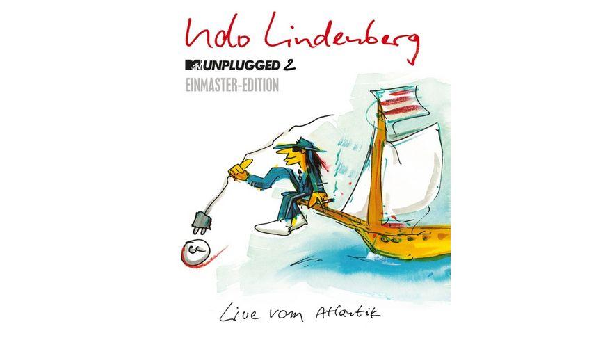 MTV Unplugged 2 Live vom Atlantik Blu ray