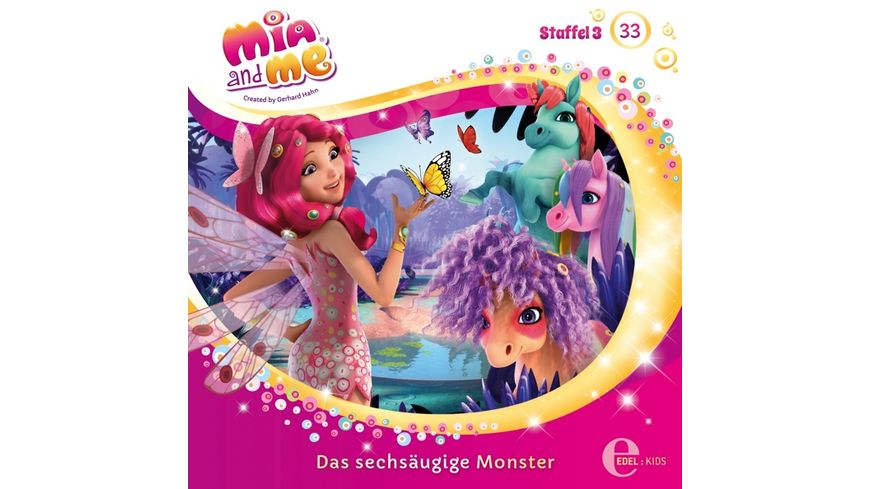 33 Original HSP TV TV Sechsaugen Monster