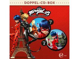 Miraculous Doppel Box Folge 7 8