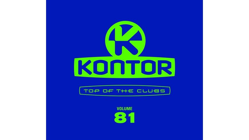 Kontor Top Of The Clubs Vol 81
