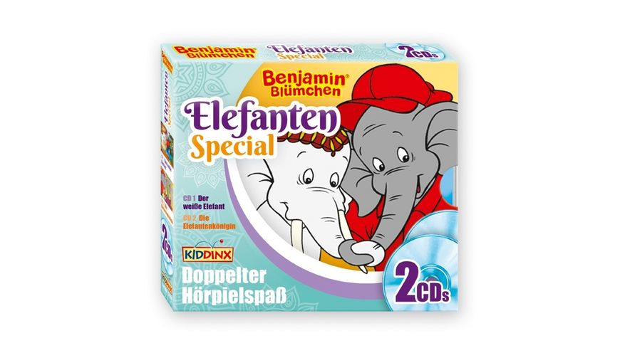 Elefanten Spezial