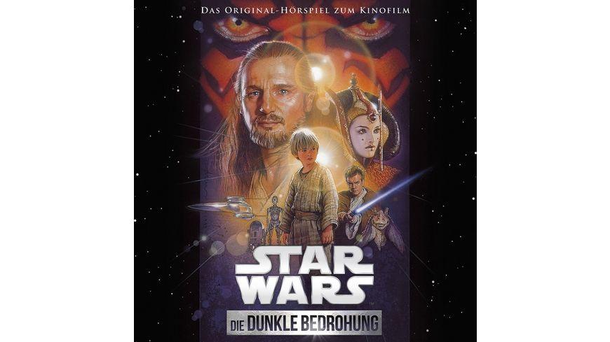 Star Wars Die Dunkle Bedrohung Filmhoerspiel