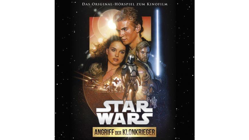 Star Wars Angriff Der Klonkrieger Filmhoerspiel