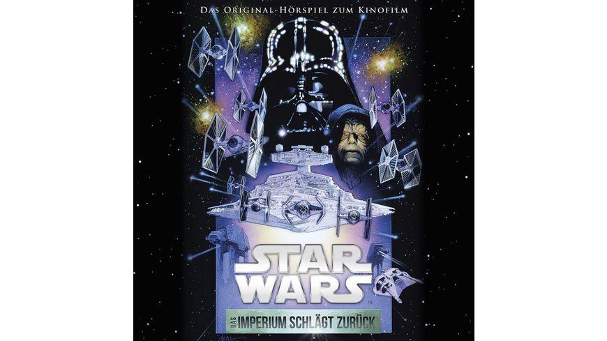 Star Wars Das Imperium Schlaegt Zurueck Hoerspiel