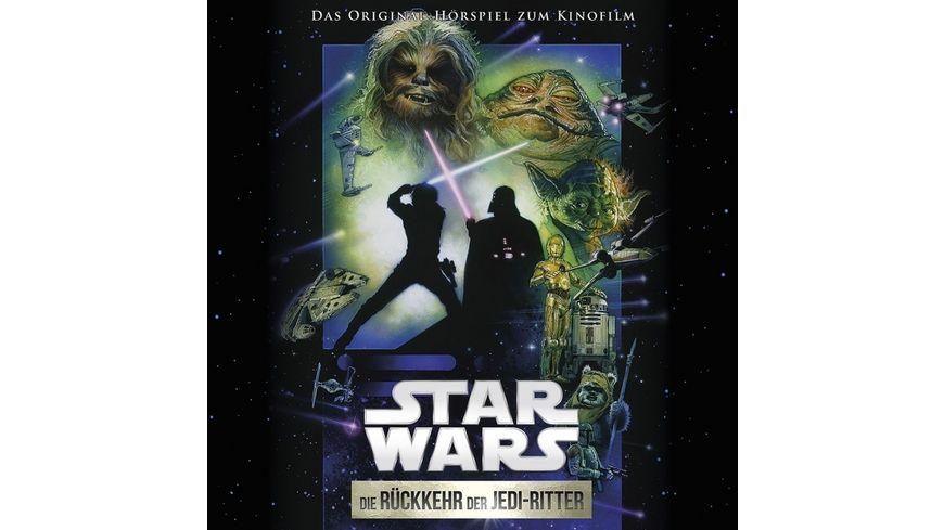 Star Wars Die Rueckkehr Der Jedi Ritter Hoerspiel