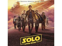 Solo A Star Wars Story Filmhoerspiel