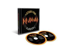 The Story So Far The Best Of Def Leppard Deluxe