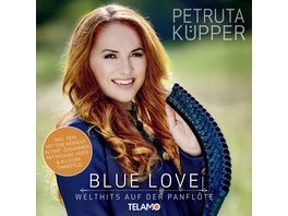 Blue Love Welthits auf der Panfloete
