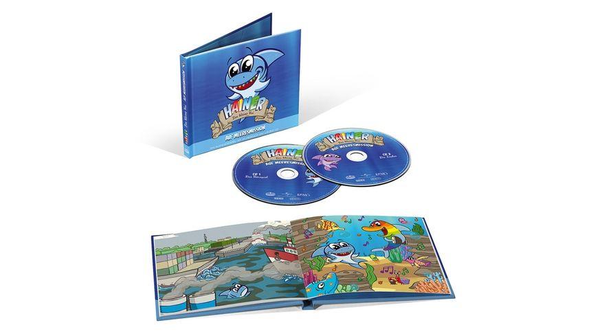 Auf Meeresmission 2CD Mit Bilderbuch