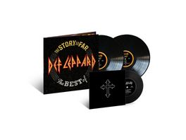 The Story So Far The Best Of Def Leppard 2LP