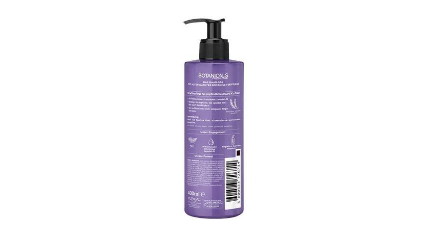 BOTANICALS Lavendel Hydratisierende Pflege Shampoo