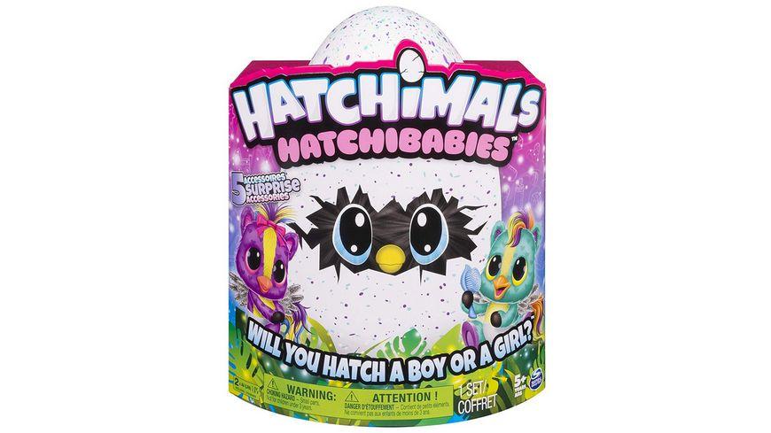 Spin Master Hatchimals HatchiBabies Ponette