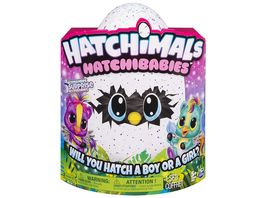 Spin Master Hatchimals HatchiBabies Ponette