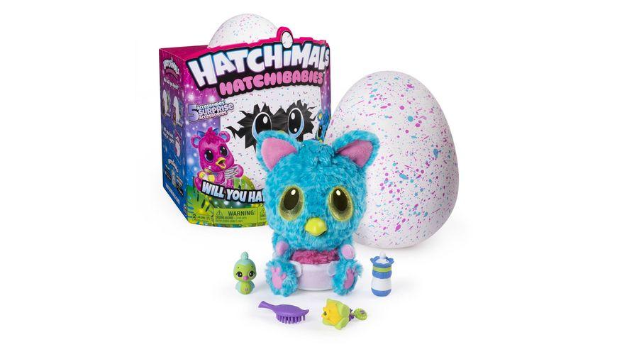 Spin Master Hatchimals HatchiBabies Cheetree