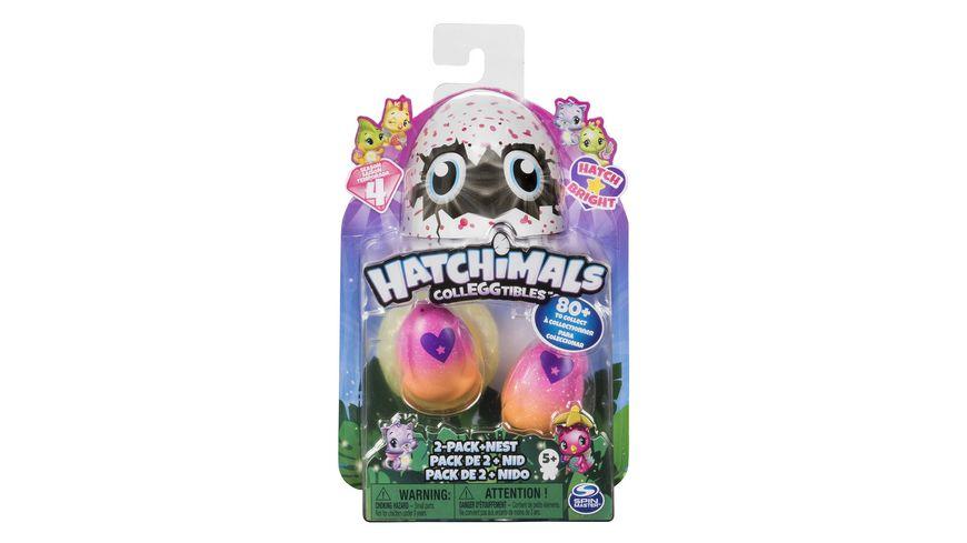 Spin Master Hatchimals CollEGGtibles 2er Pack