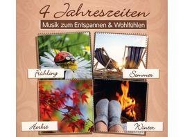 4 Jahreszeiten Musik zum Entspannen Wohlfuehlen