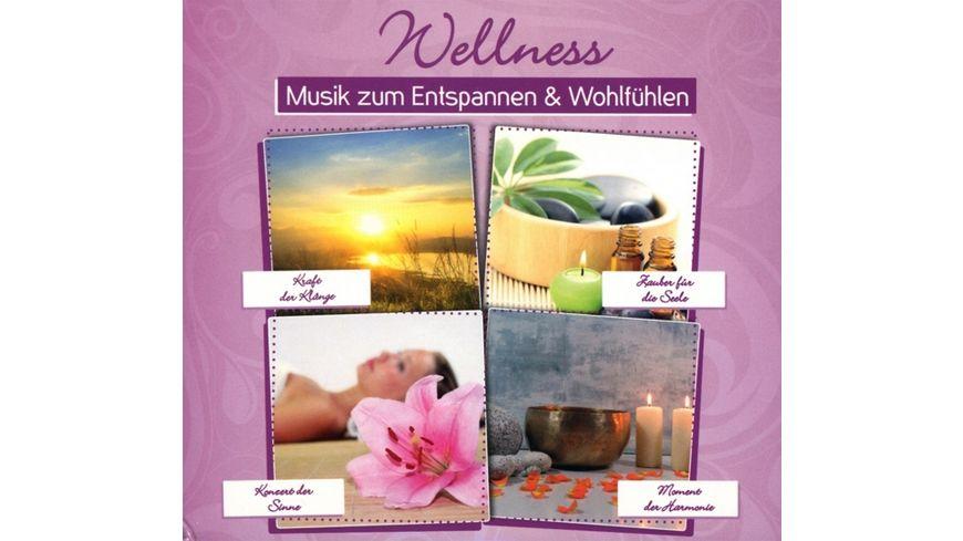 Wellness Musik zum Entspannen Wohlfuehlen