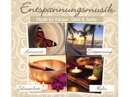 Entspannungsmusik Musik fuer Koerper Geist Seele